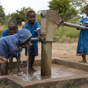Build a well and pump