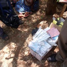 Provide medicine for a village