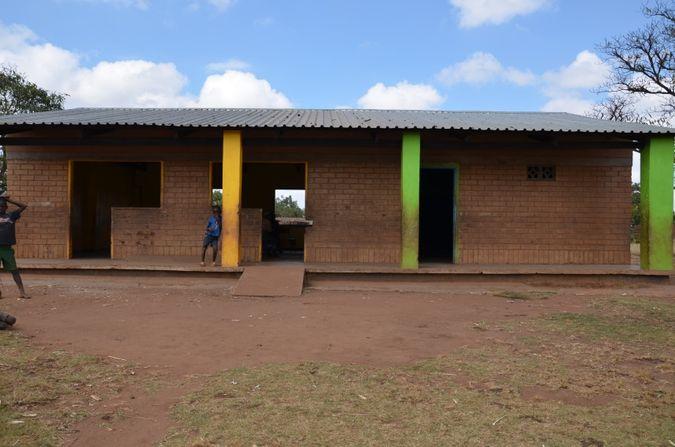 CBCC at Kafutwe