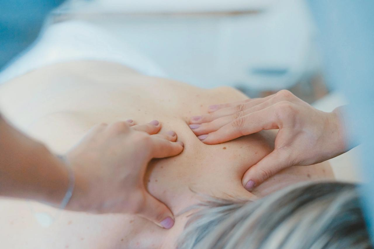 Massage therapie leiden