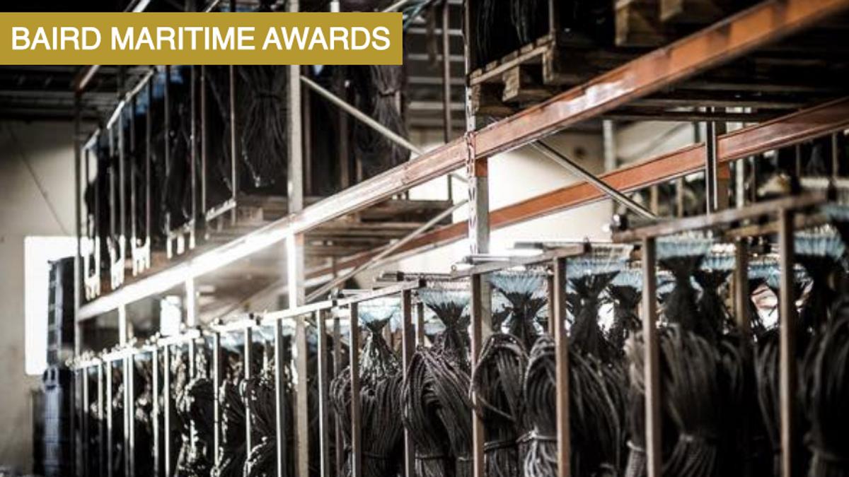 Fiskevegn awarded Best line supplier 2020