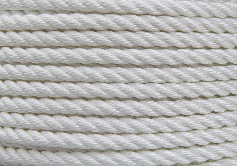 Fiskevegn nylon rope