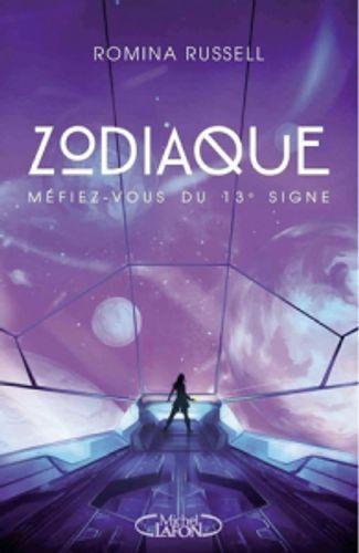 Zodiaque Cover from Michel Lafon french edition