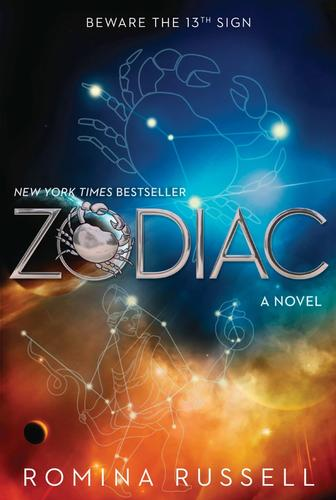 cover of new york times best seller Zodiac