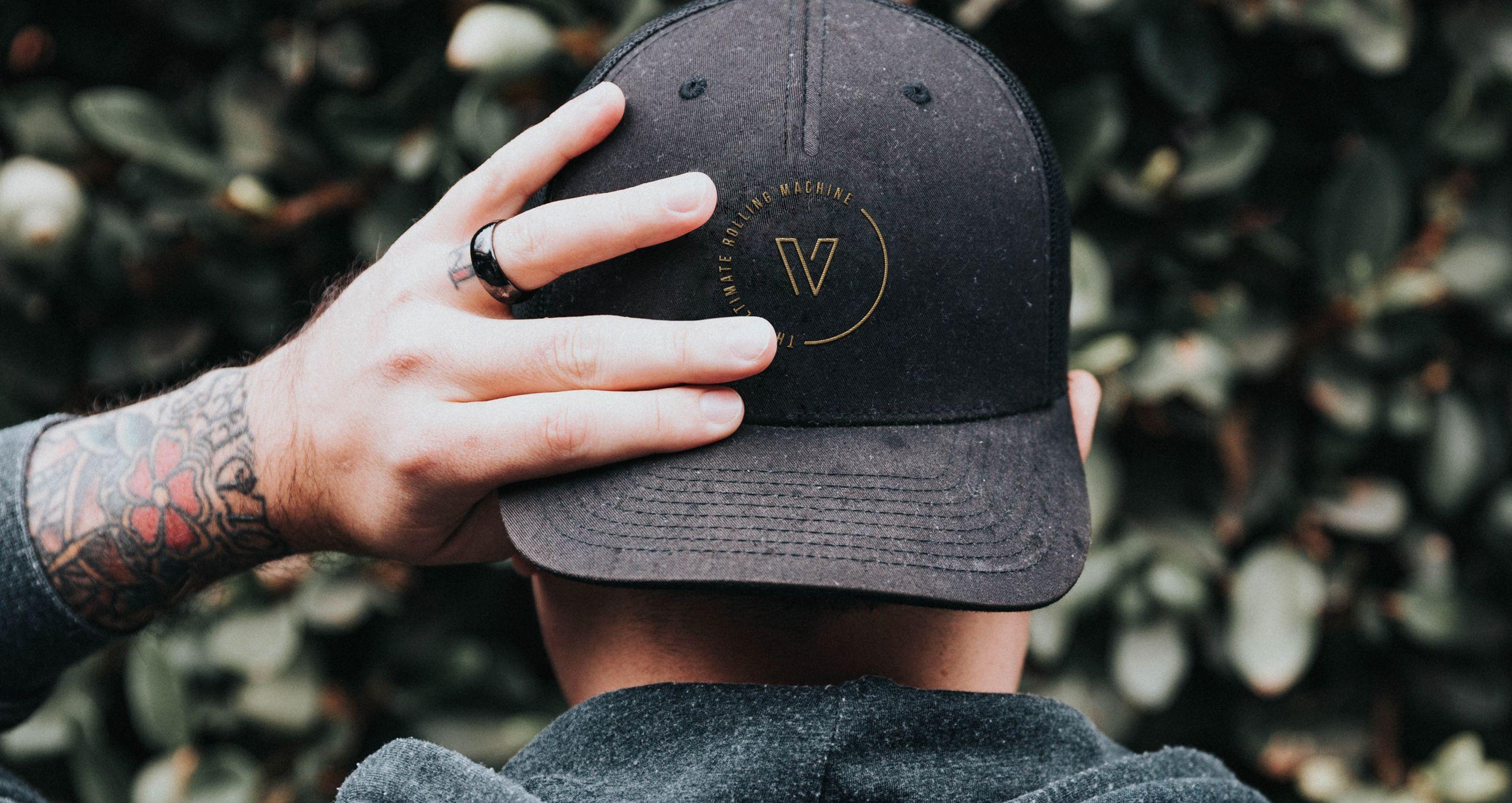 Volu branded hat