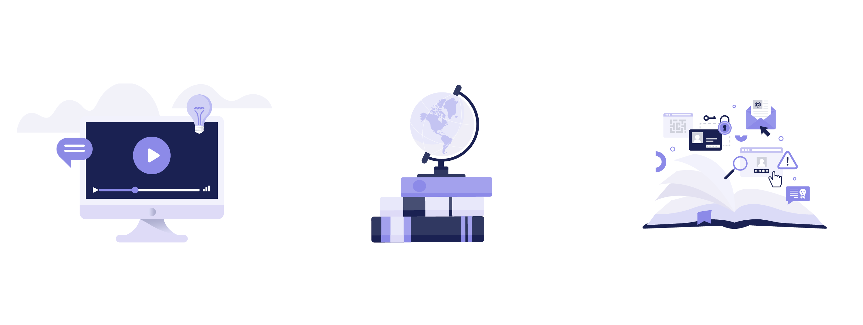 Cyber Insurance Academy icons