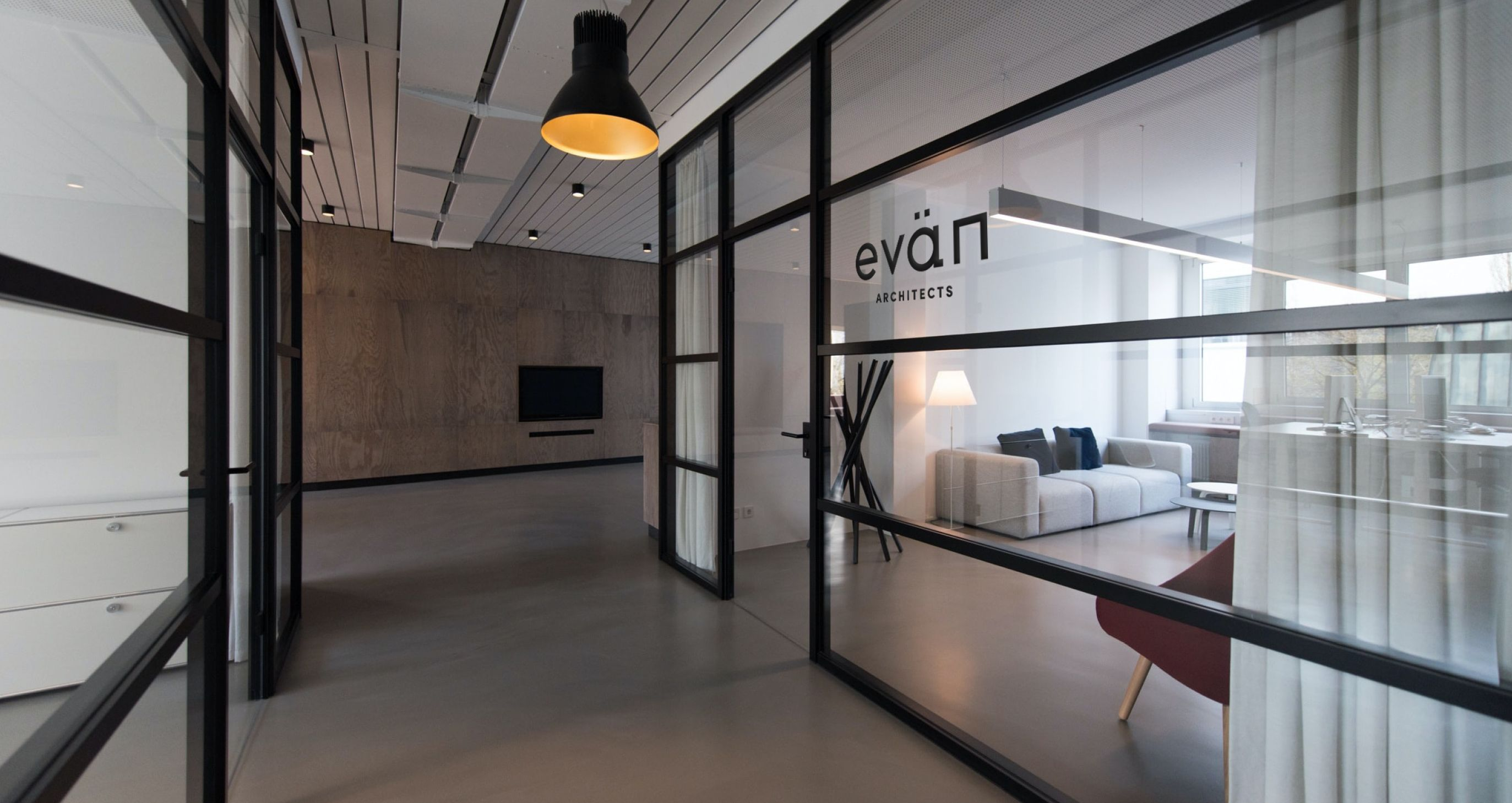 Evän Architects office