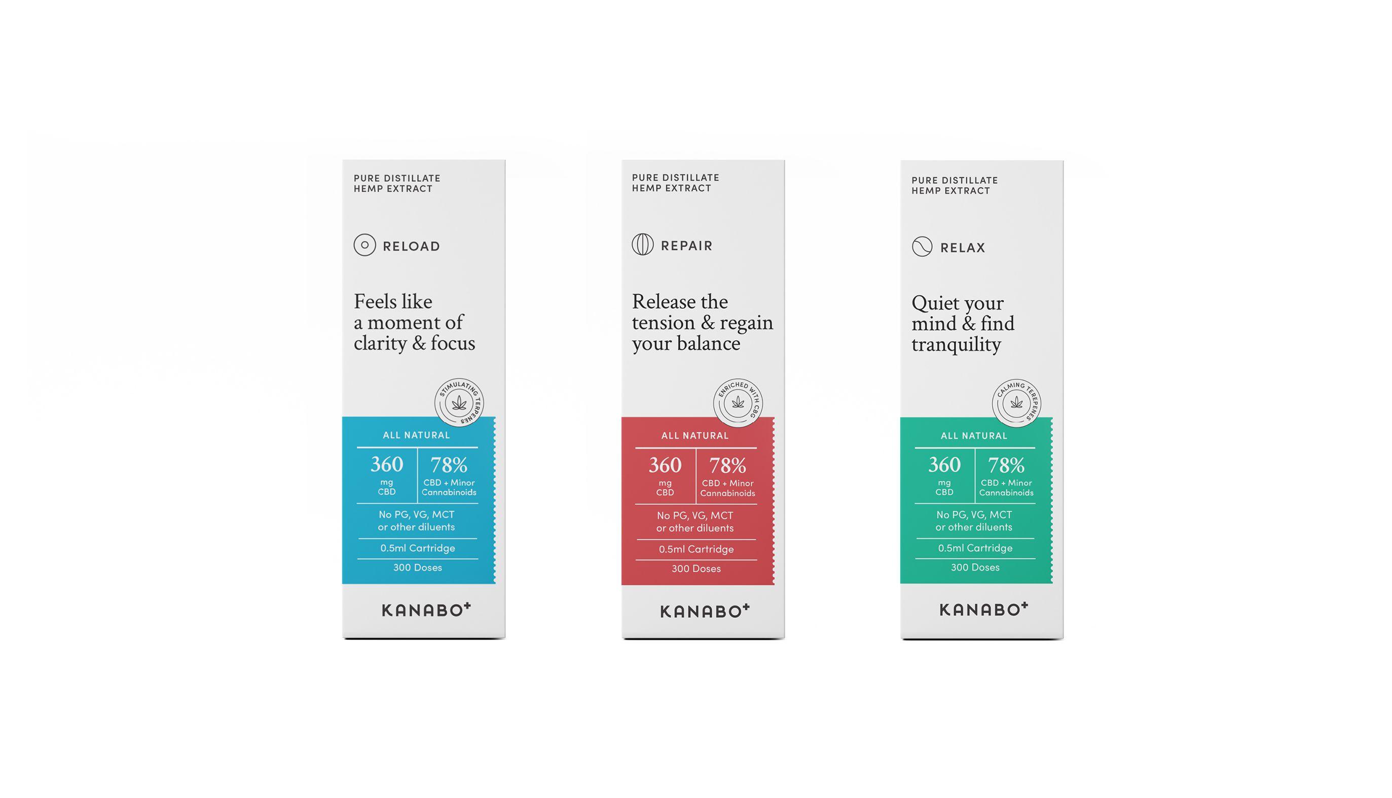 Kanabo packaging