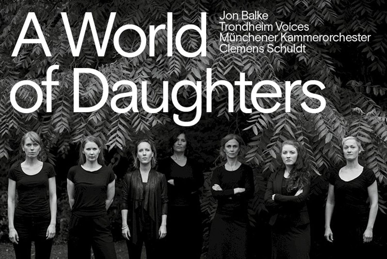 A World Of Daughters In München Ehrengast Norwegen