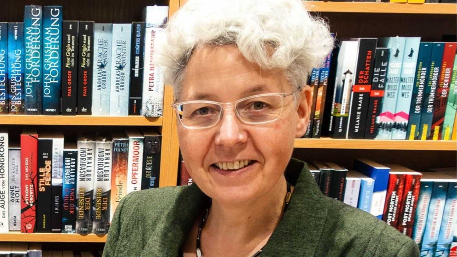Our bookstore buddy Elisabeth Evertz — Norway Guest of Honour ...
