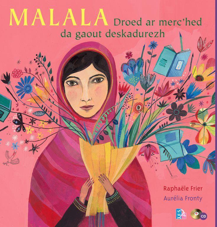 Malala, droed ar merc'hed da gaout deskadurezh