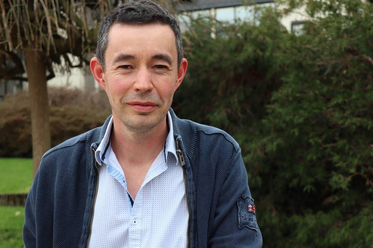 Arnaud Elégoët, éditeur pour la jeunesse bretonnante