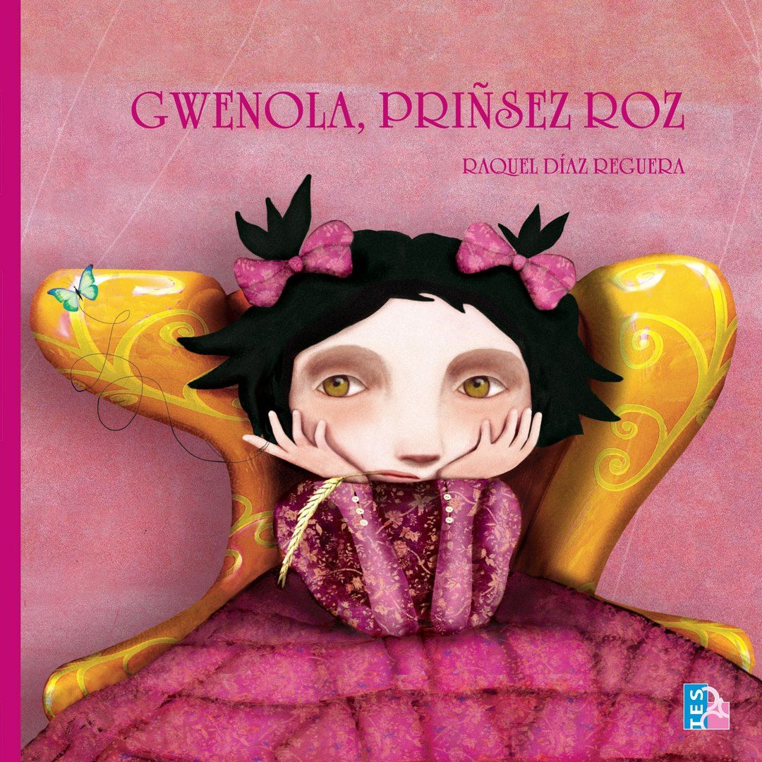Gwenola, priñsez roz
