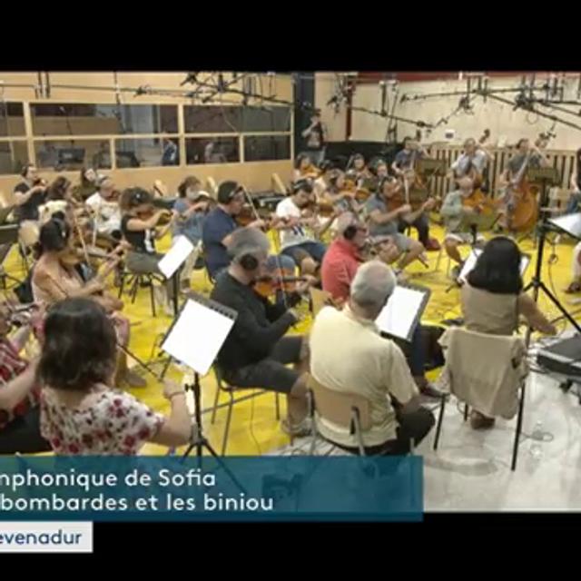 """40 ans plus tard, la cantate """"Ar Marc'h Dall"""" réenregistrée"""