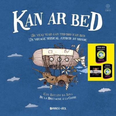 Kan ar Bed - Livre-CD
