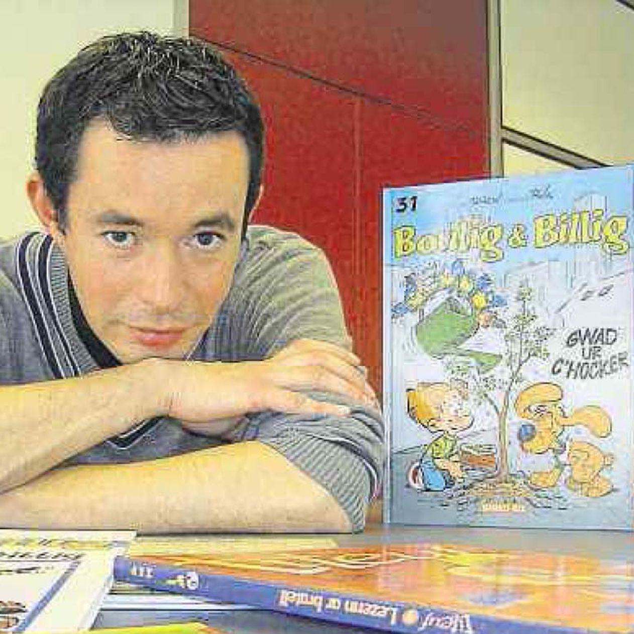 Il retranscrit les aventures de Titeuf en breton