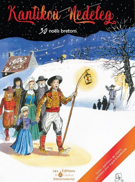 30 noëls bretons