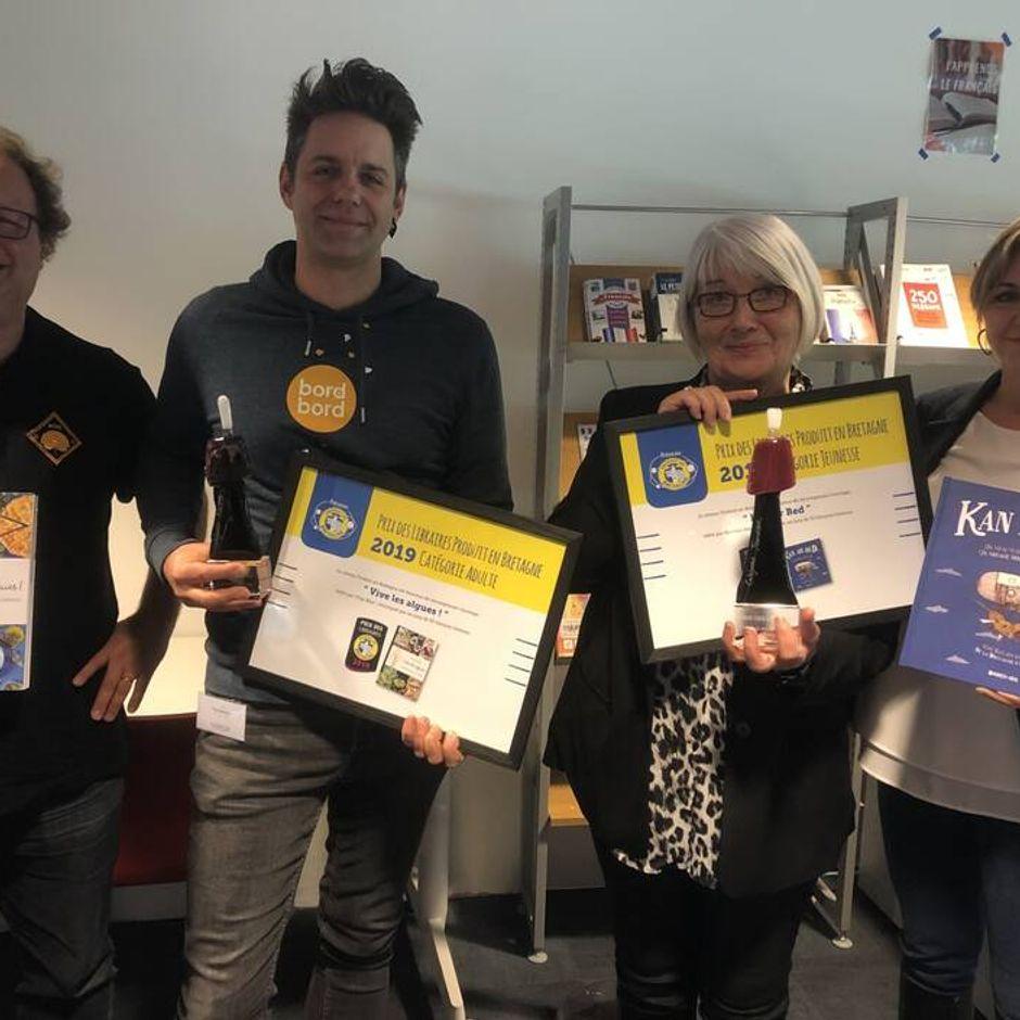 Le livre-CD Kan ar Bed lauréat du Prix des Libraires