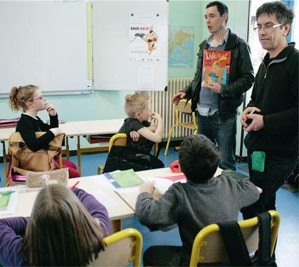 Des BD en breton - Bannoù-heol existe depuis 1999
