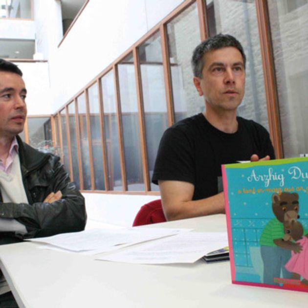 Six nouveaux albums de Petit Ours Brun traduits en breton