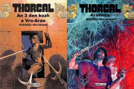 Thorgal, ar Viking o tont eus ur bed all