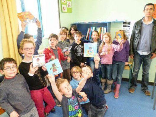 Classe bilingue publique. Le petit ours bretonnant