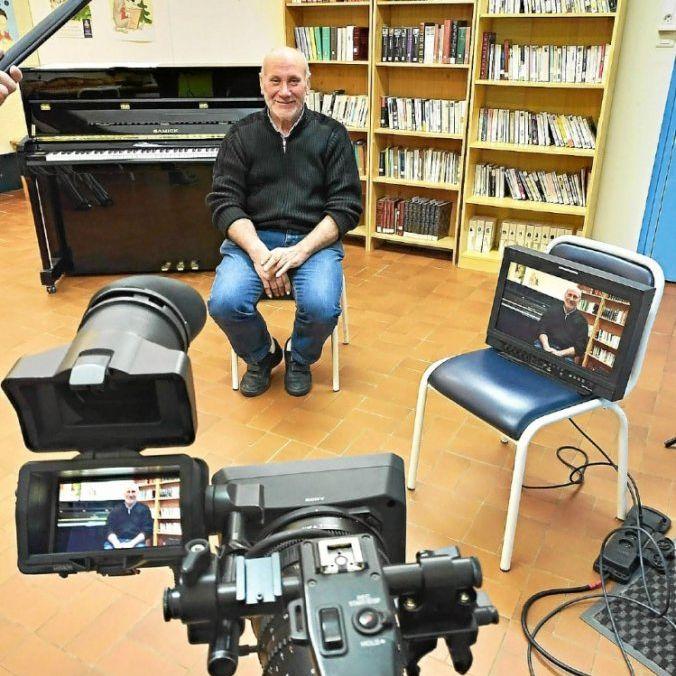 Charles Le Dréau au cœur d'un documentaire