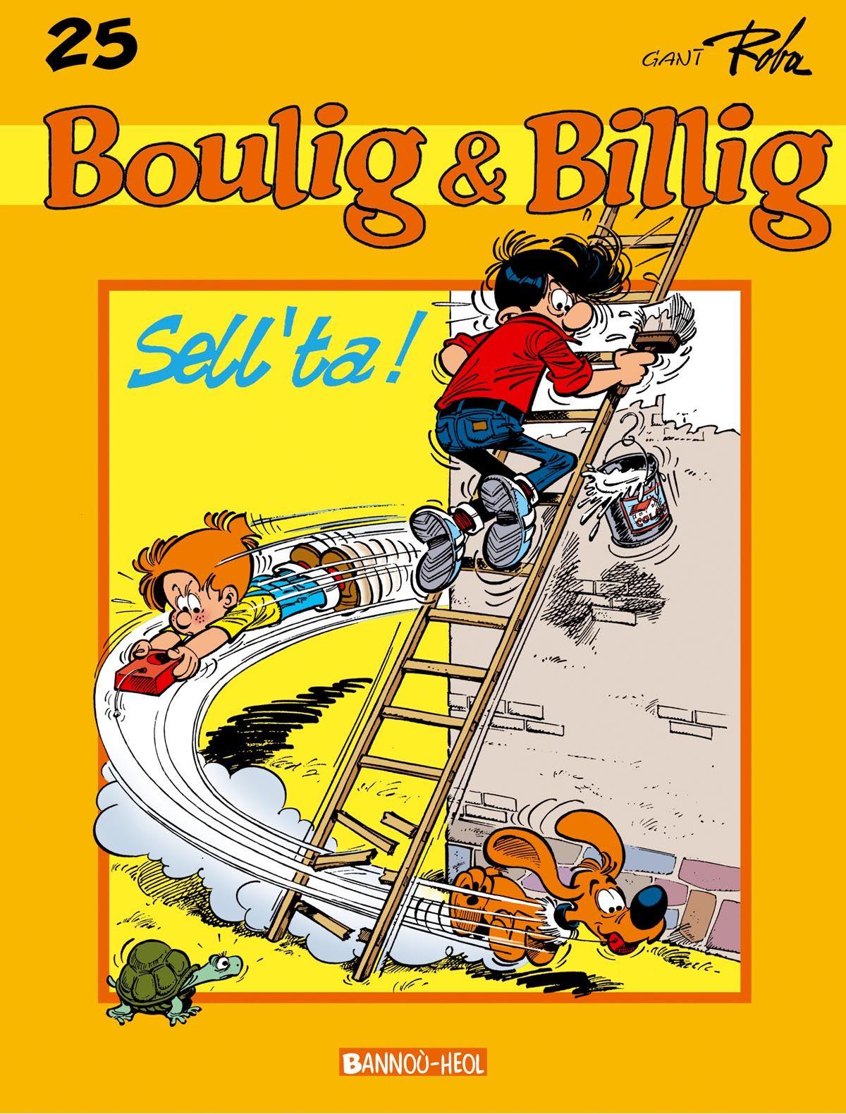 Boule & Bill e brezhoneg