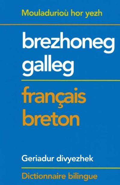 Dictionnaire français-breton / breton-français
