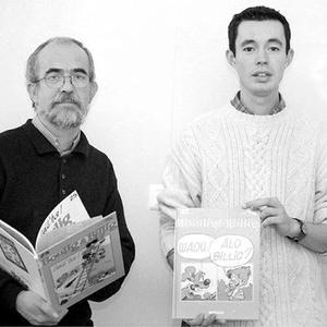De nouvelles aventures de Boule & Bill traduites en breton - Boulig ha Billig : un troisième album
