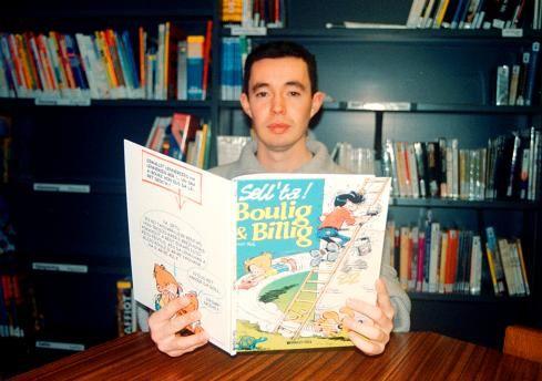"""""""Boule & Bill"""" récidivent... en breton"""
