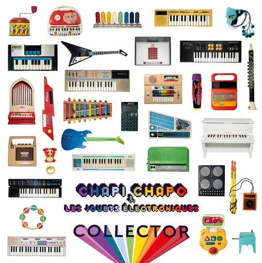 Collector - Vinyle