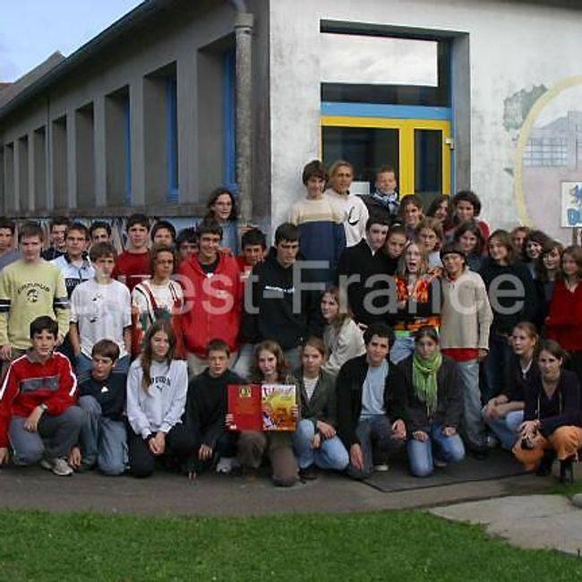 Titeuf en breton par des collégiens de Diwan
