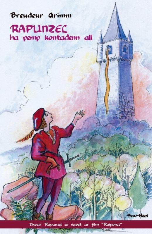 Rapunzel et cinq autres contes