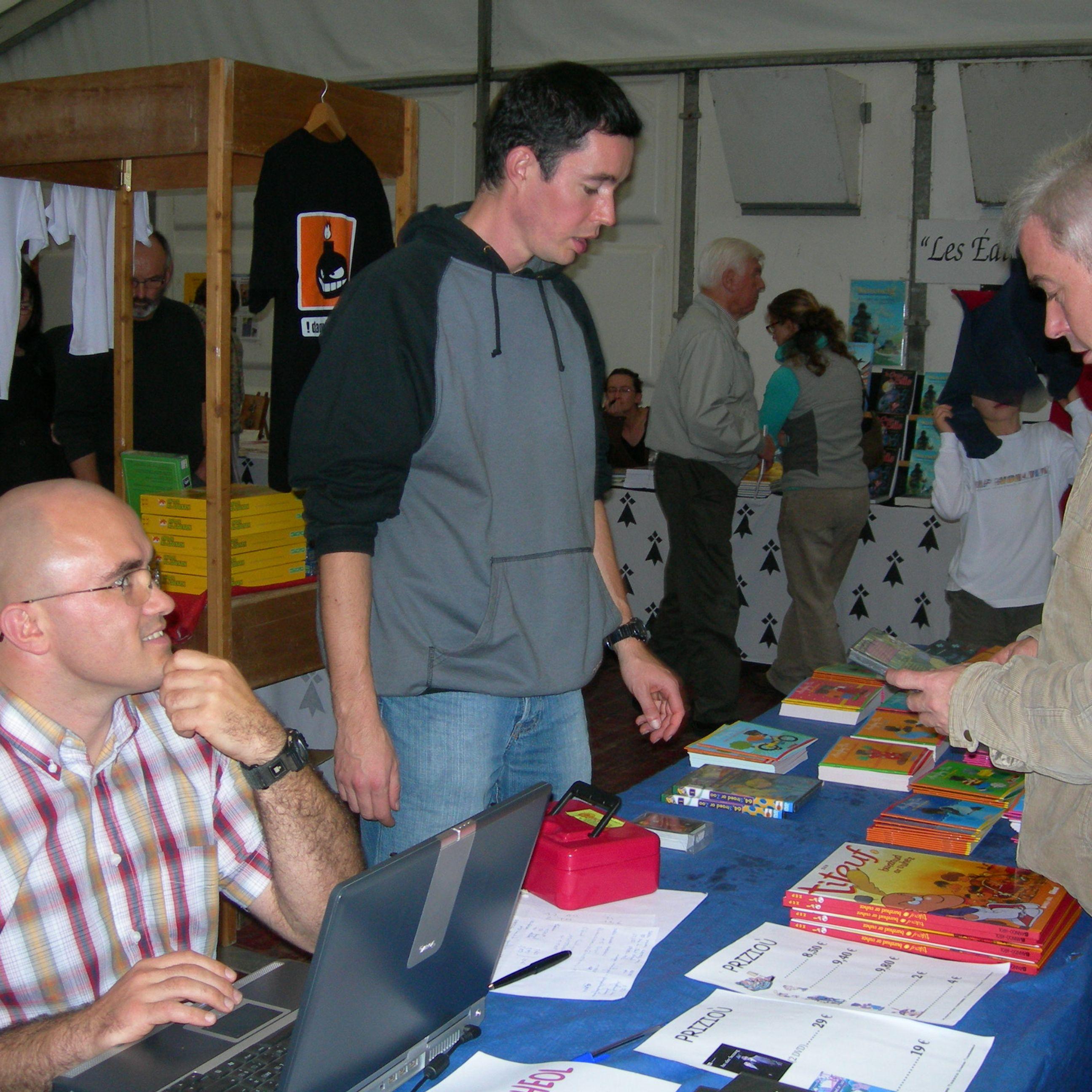 An embann evit ar vugale - Soñjoù Arno Elegoed