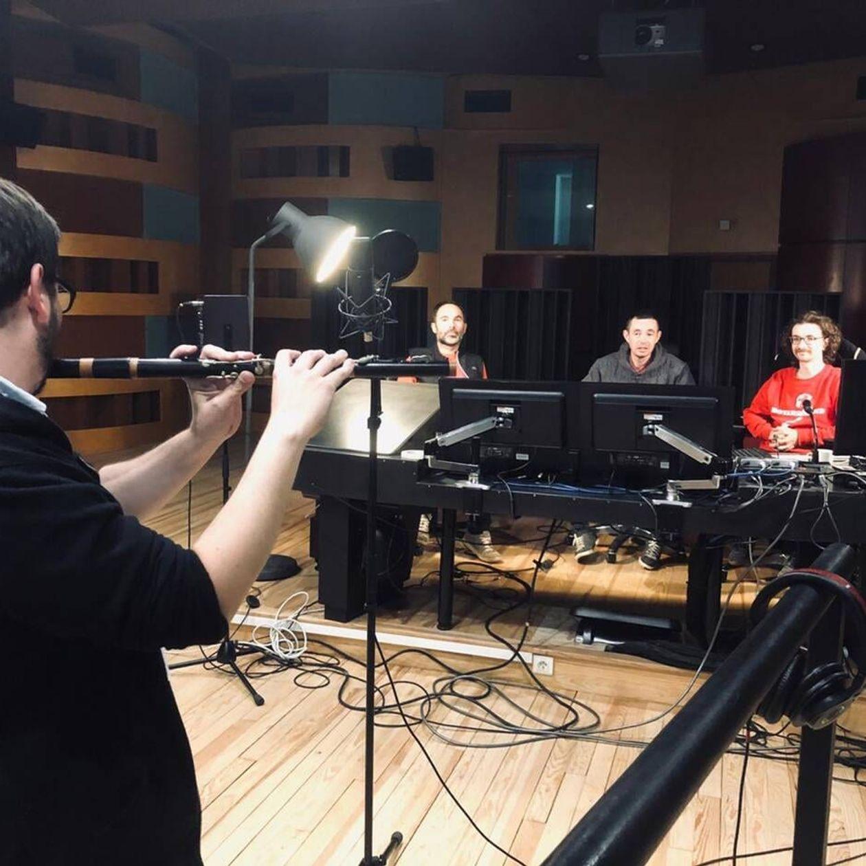 La cantate Ar Marc'h Dall reprend vie, plus de quarante ans après sa création