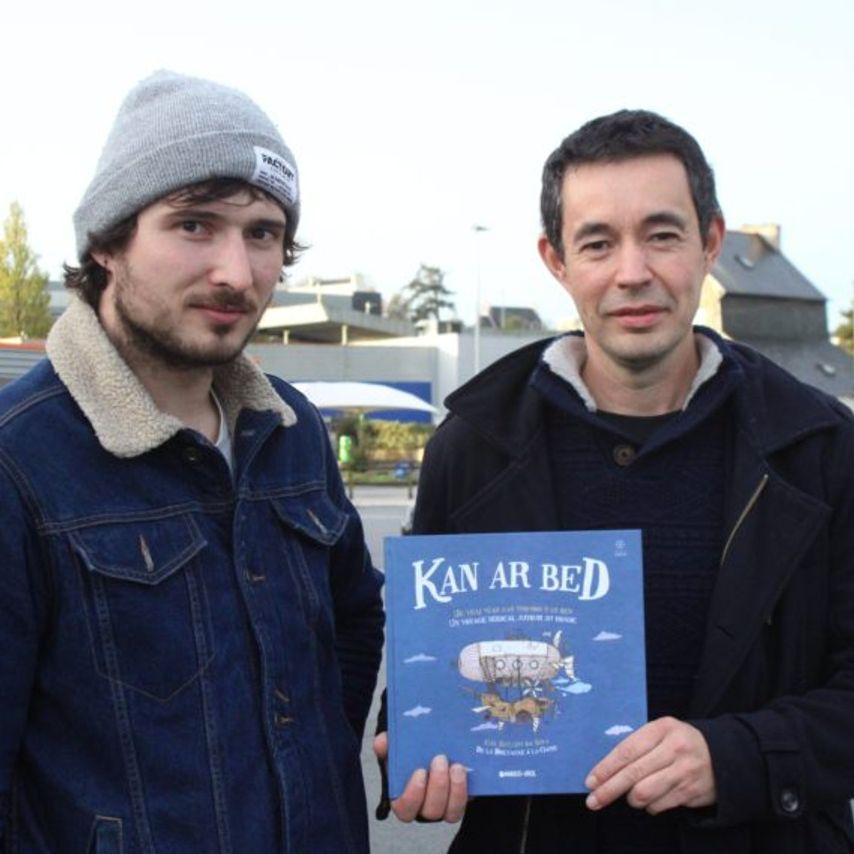 Un livre-CD édité par Bannoù-heol