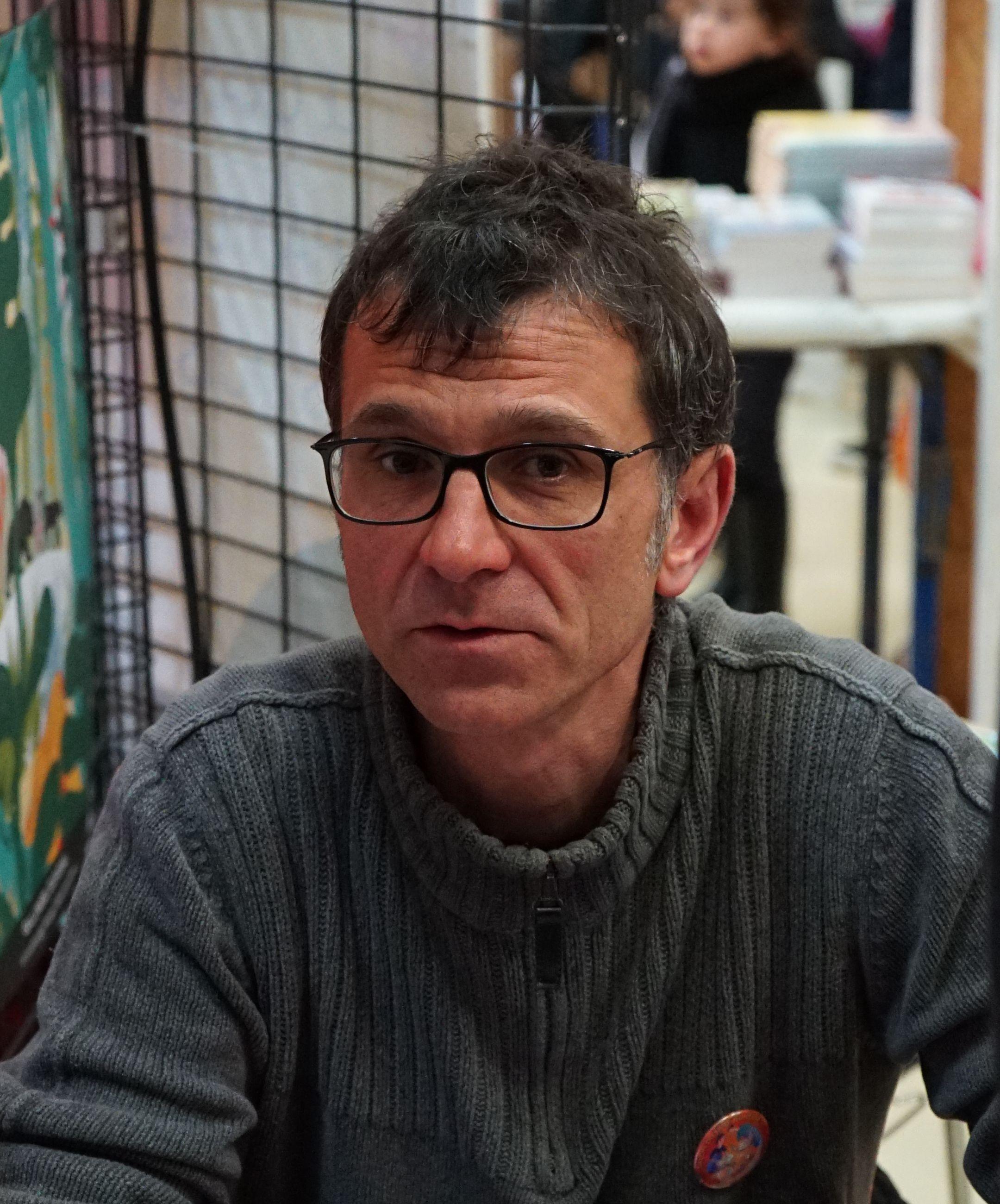 Franck Prévot