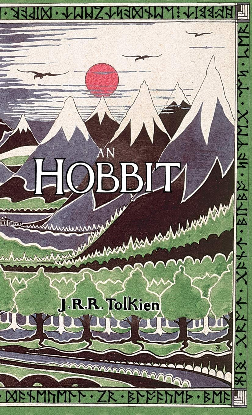 The Hobbit (relié)