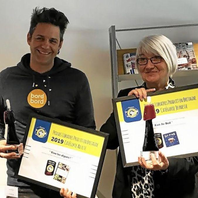 Le livre-CD « Kan ar Bed » obtient le Prix des Libraires de Bretagne