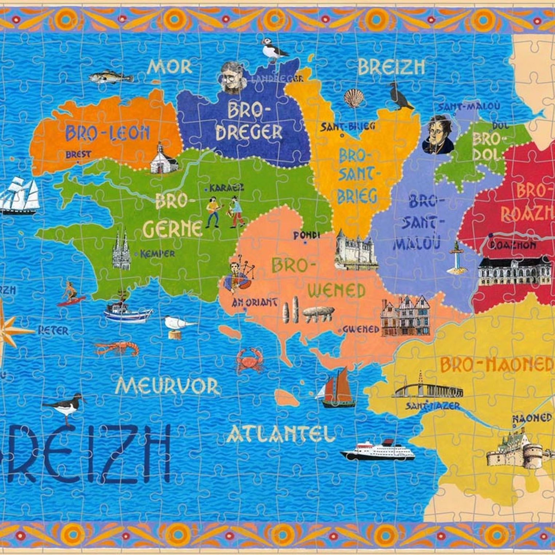 Puzzles en breton