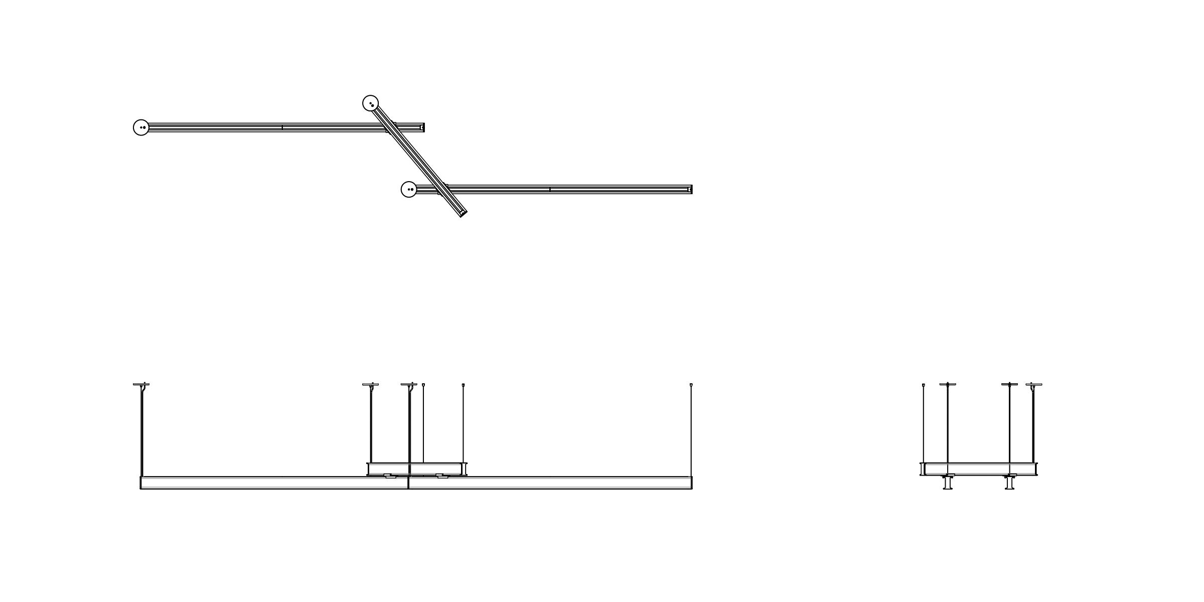 Latis Zig Zag 8-4-8 Style 50 Dimension