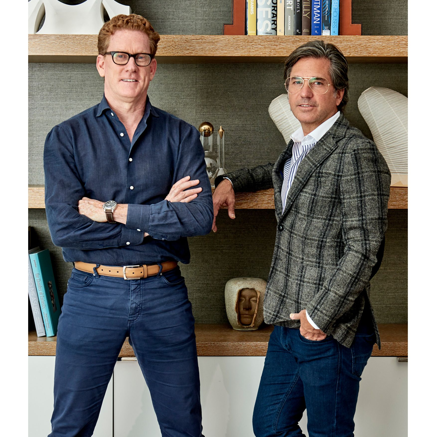 Will Meyer and Gray Davis, Founders of Meyer Davis