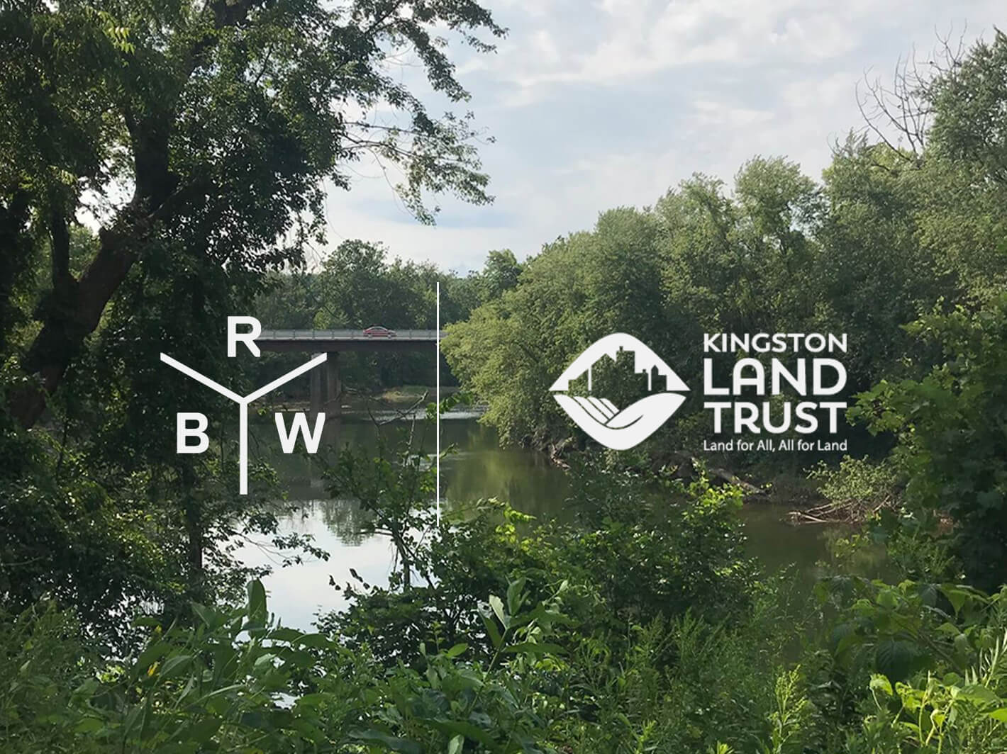 Partnering with Kingston Land Trust