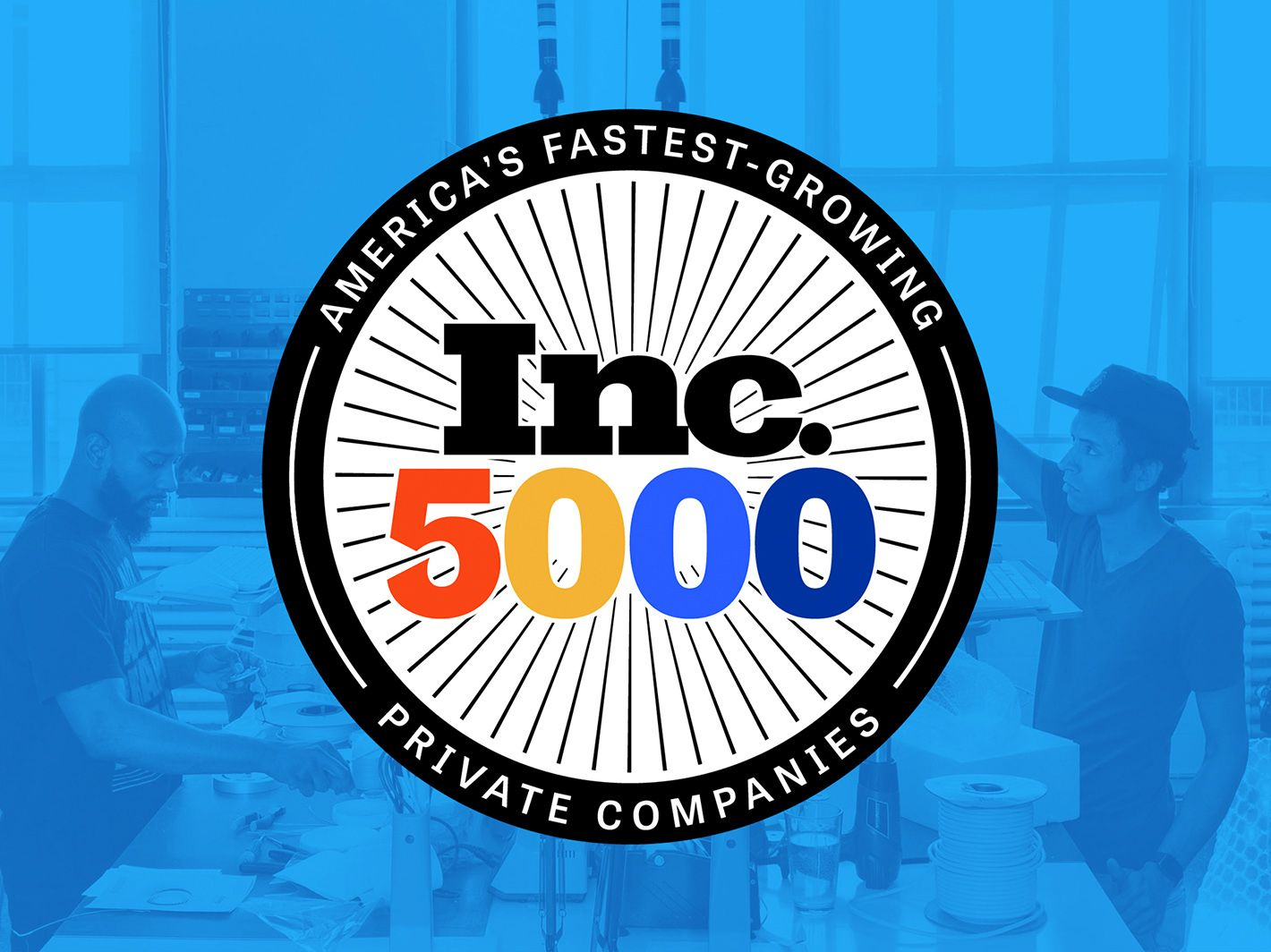 We're Inc. 5000 (Again)!