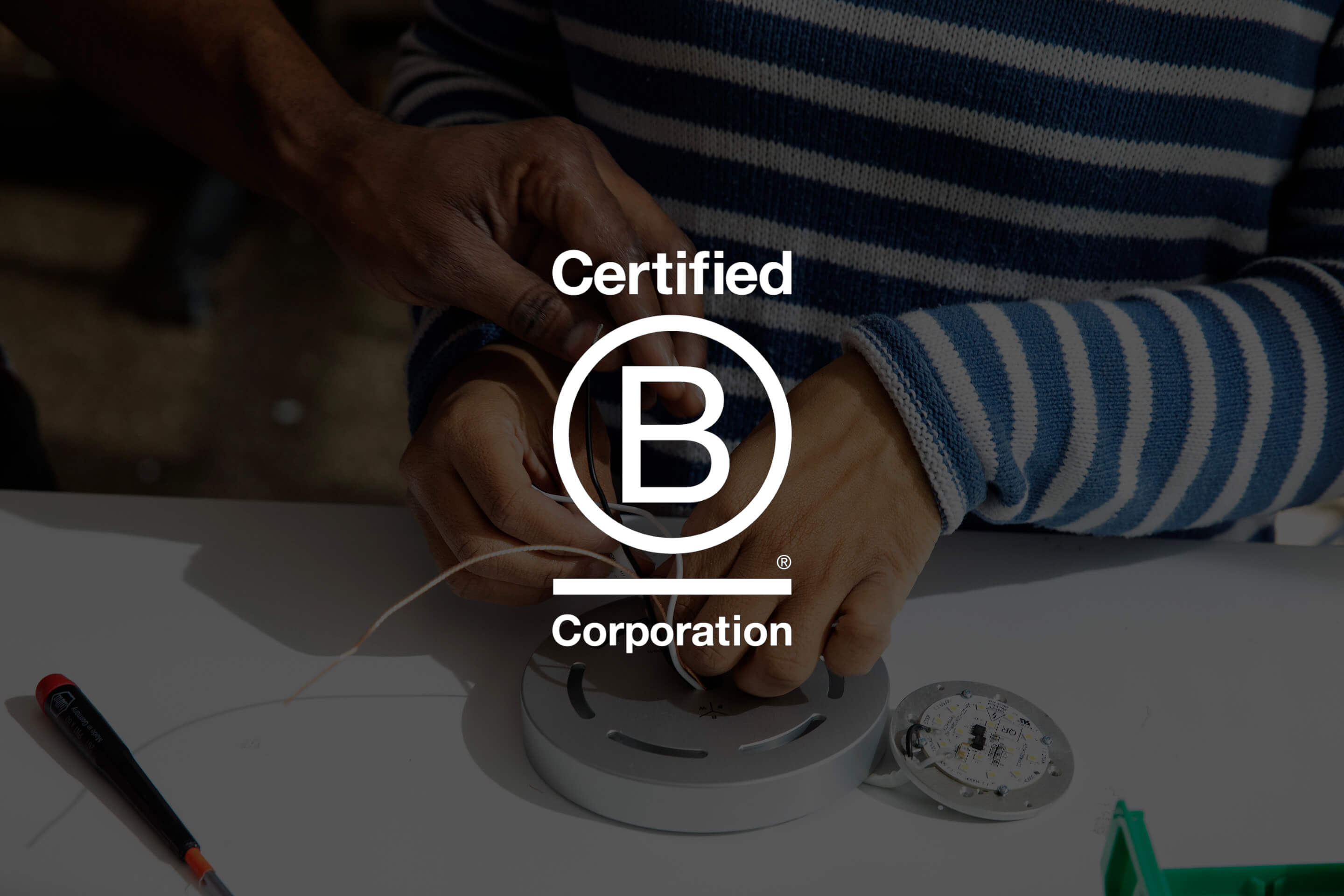 RBW is a Certified B Corporation