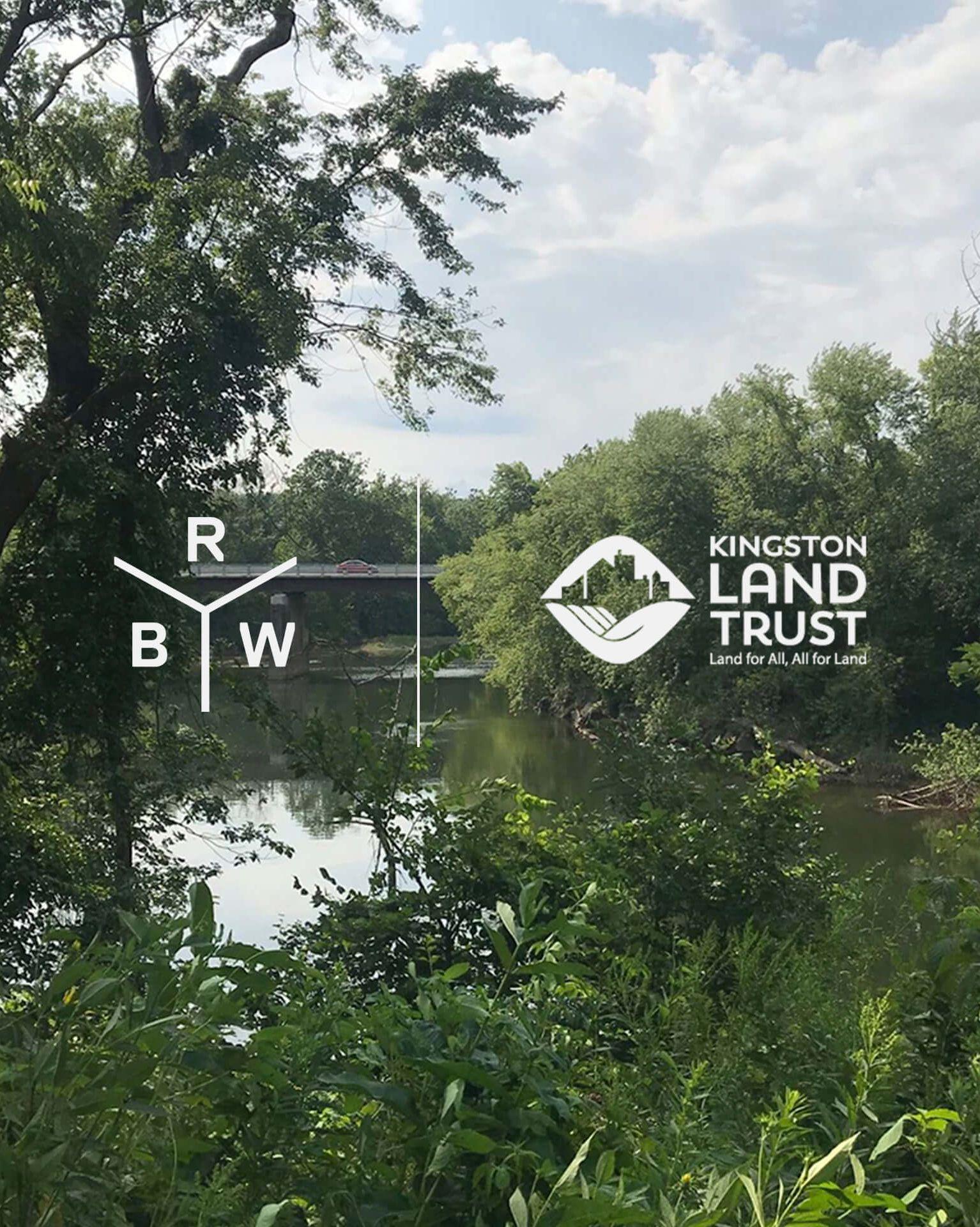 Partner with Kingston Land Trust