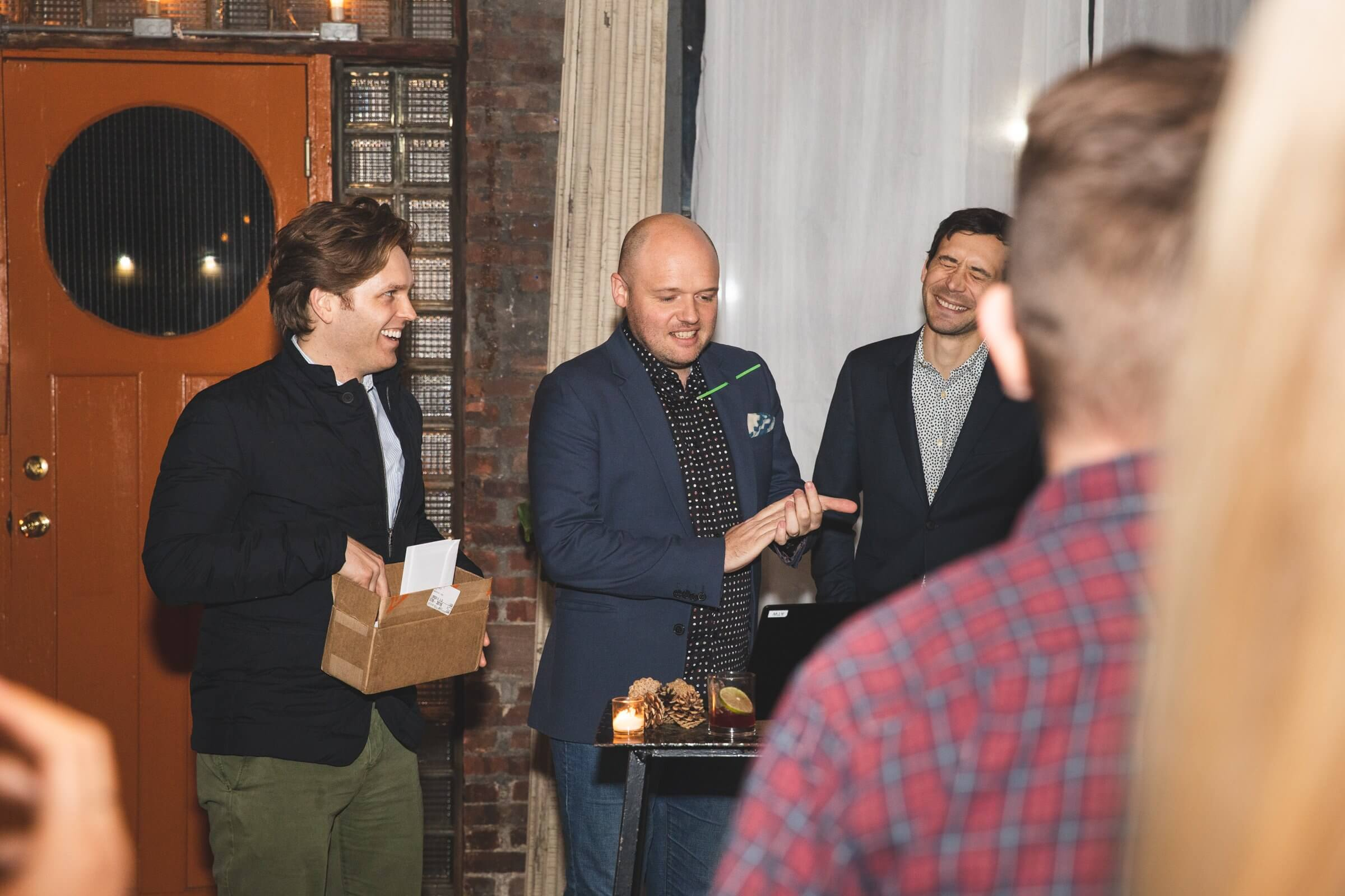 RBW Team Holiday Party  2019