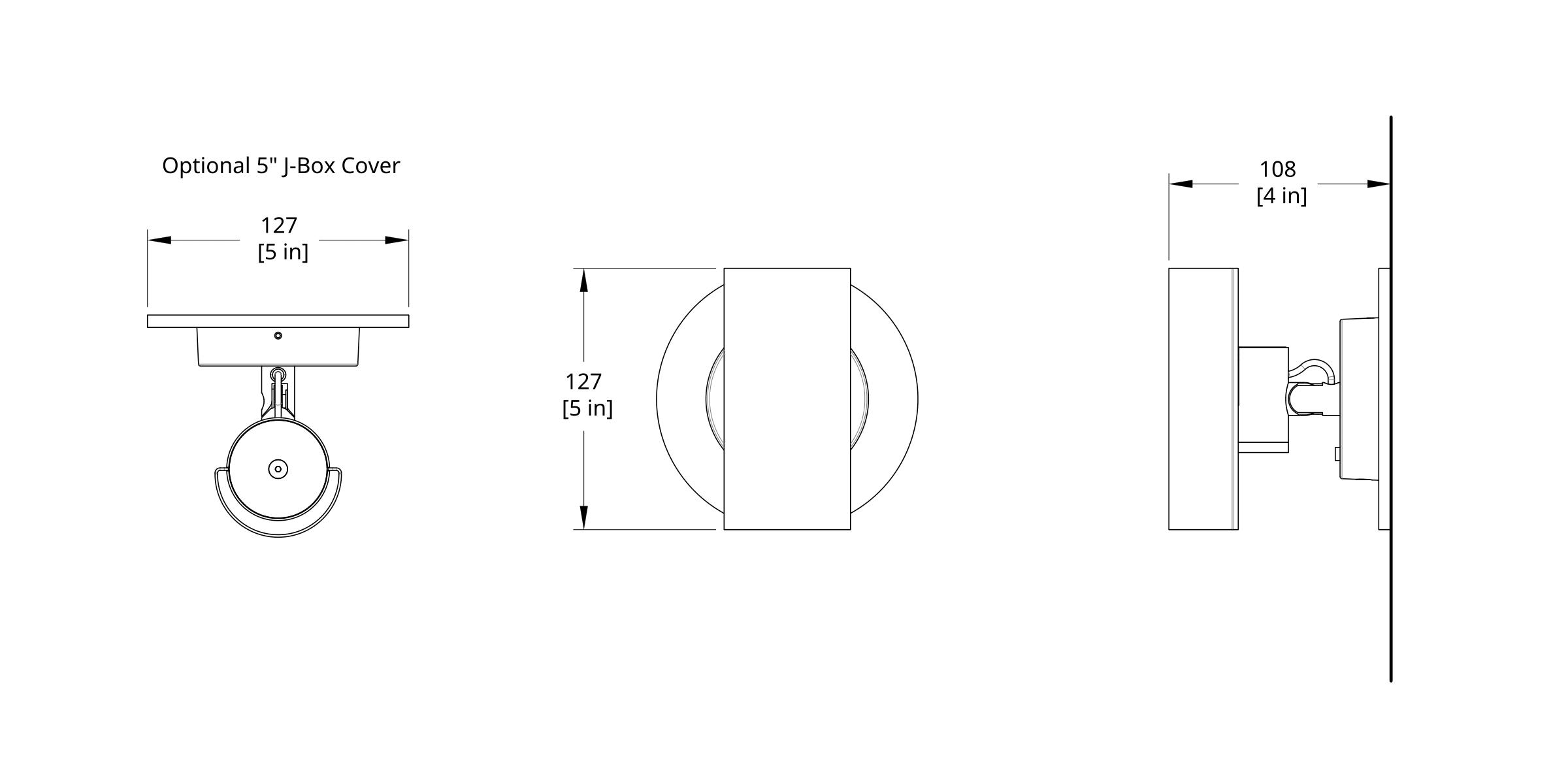 BRM-SW Brim Switch Dimension
