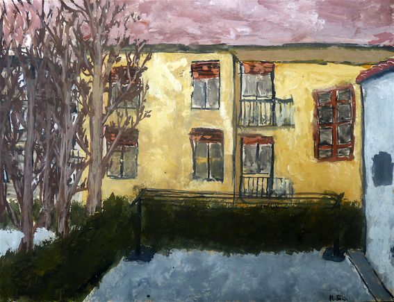Pittura anni 65-67